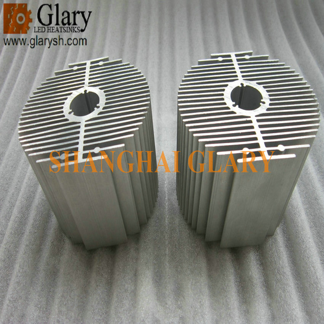 GLR-HS-1378 129mm LED HEATSINK