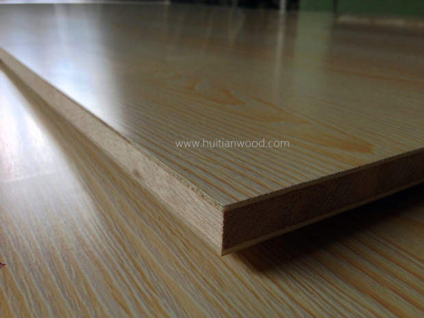 A Grade 18mm Melamine Fancy Furniture Blockboard
