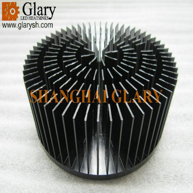 GLR-PF-110040 110MM LED HEATSINK