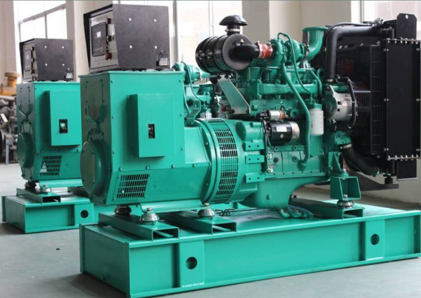 Diesel Generator with Cummins Engines