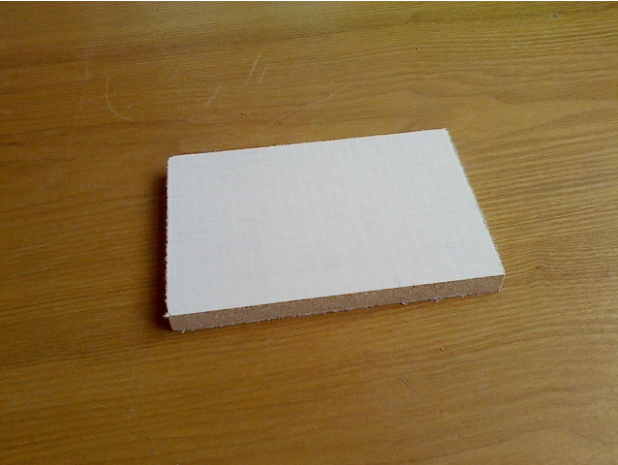 Beveled Edge Magnesium Oxide Board for Drywall