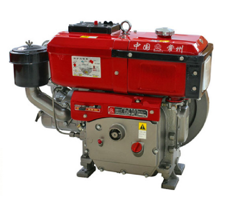 18HP Small Hand Cranking Water Cooled Diesel Engine (ZS111O)