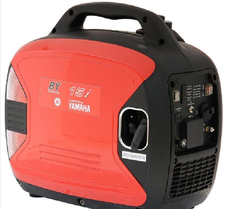 1.6kw 1.6kVA YAMAHA Engine Gasoline Generator Silent Digital Inverter Generator (BY-15I)