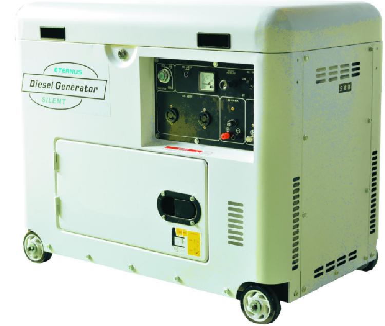Vehicle Diesel Generator Manufacturer (BJ6000GE)