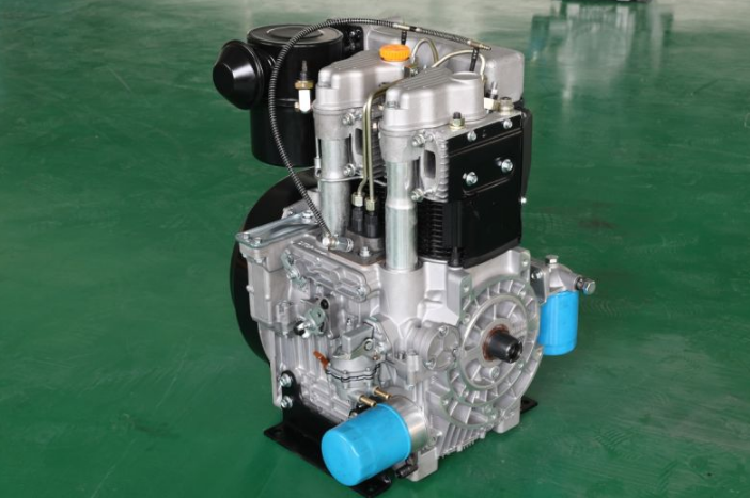 Twd292f Naturally Aspirated Diesel Engine with 3000/3600rpm