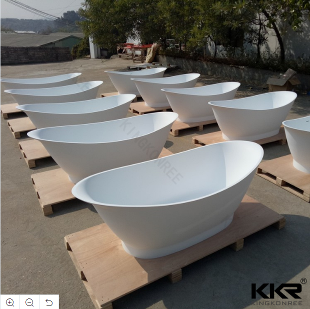 Best Price Europe Standard Freestanding Bathtub for Bathroom