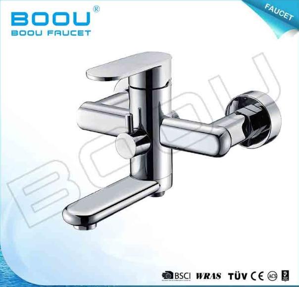Hot Sale High Quality Single-Lever Chrome Kitchen Faucet