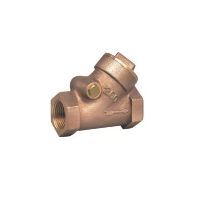 Hot Sell Casting Bronze Y-Check Valve