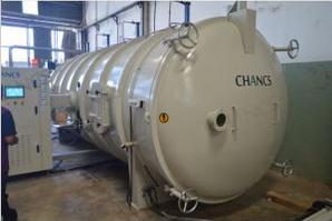 10cbm High Frequency Vacuum Timber Dryer