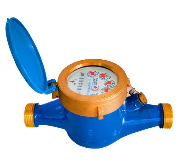 Multi-Jet Dry/Wet Type Water Meter
