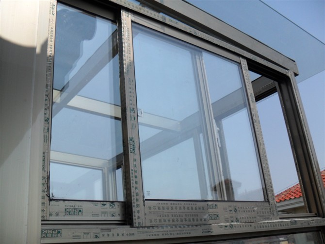 aluminium sliding window for construction