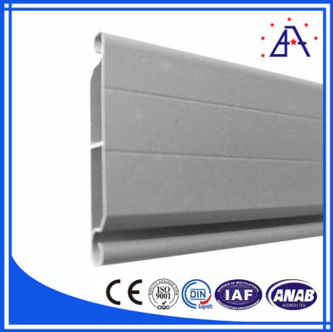 Shanghai Brilliance 6063-T5 Aluminum Beam Manufacturer