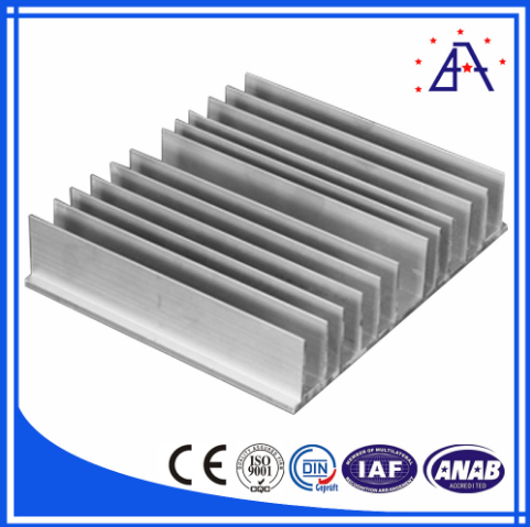 The Best Extruded Aluminum Heatsink Manufacturer with Good Service