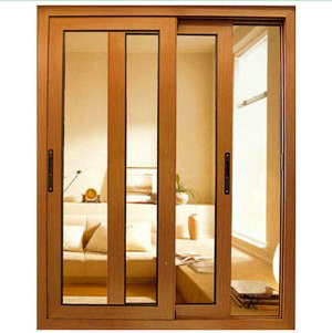 Whole sale double glazing aluminium sliding window