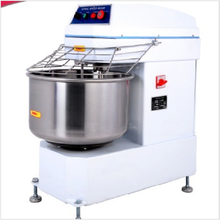 50kg Dough Mixer Spiral Mixer (40L~240L different model supplied) (ZZ-120)