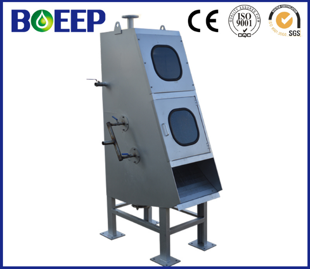Economical Static Screen Wastewater Treatment, Liquid Solid Separation Equipment