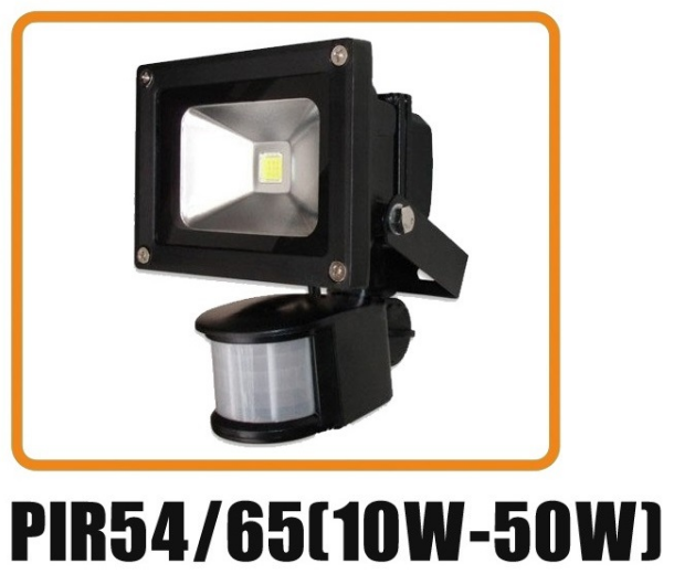 10W - 50W Outdoor Indoor Waterproof COB LED Flood Light