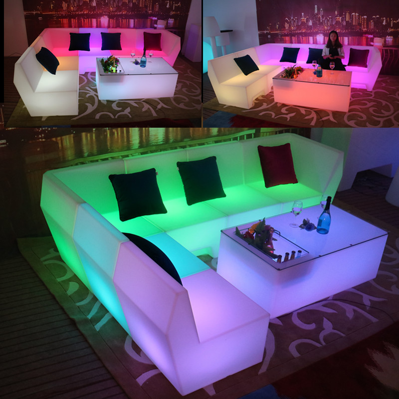 led bar table acrylic led furniture clear acrylic furniture acrylic led furniture