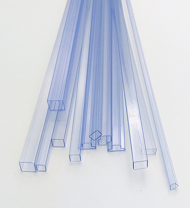 ic tube plastic packaging