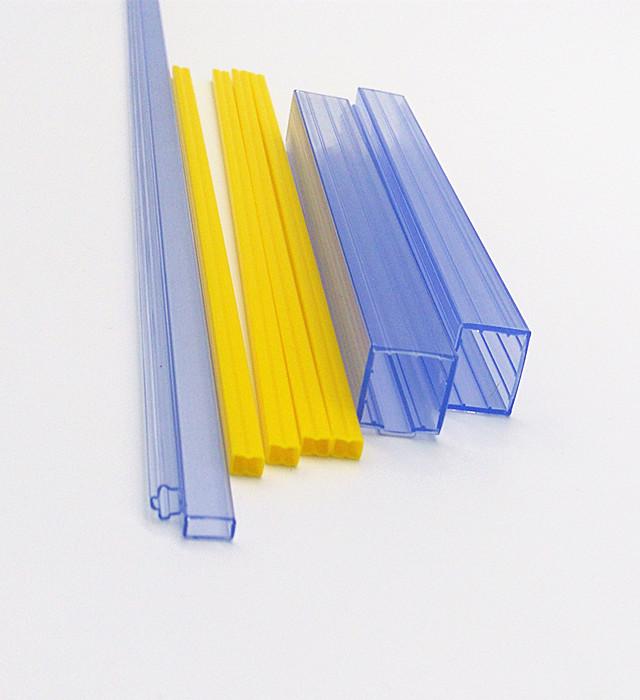 hard plastic tubes