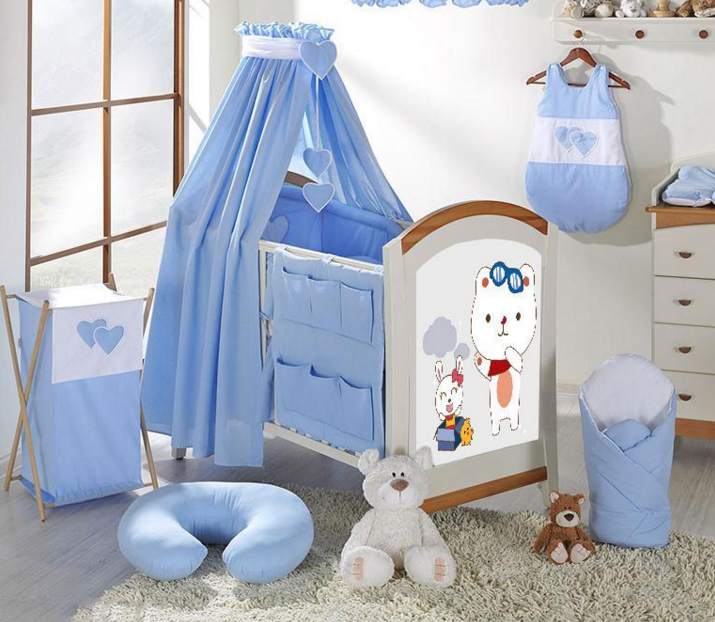 Many Styles of Baby Crib Baby Bed