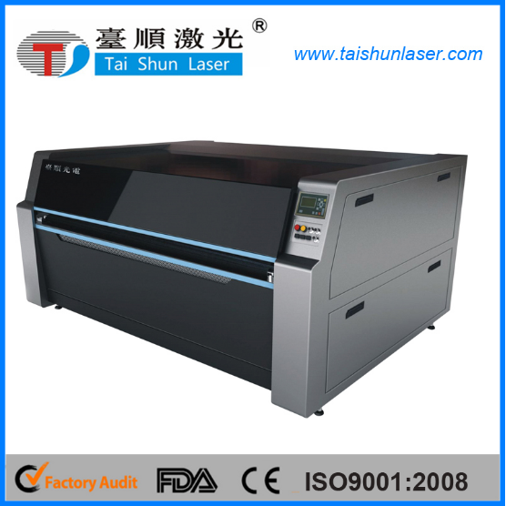 CO2 Laser Cutter for Applique/Cloth/Leather/Wood/Acrylic