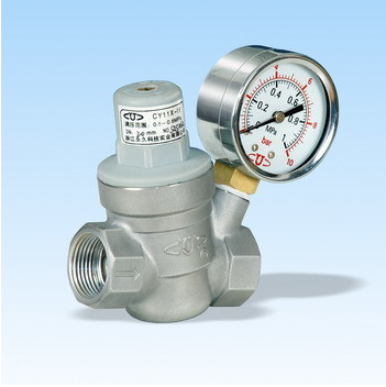1+2 Water Pressure Reducing Valve (CY11X)