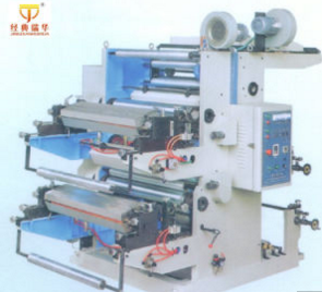 Best Brand 2 Color Rolling Printing Machine 2 Color Printing Machine