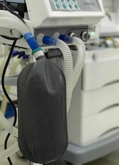 Hospital Ventilator Lh8500 for Operation and Rehabilitation