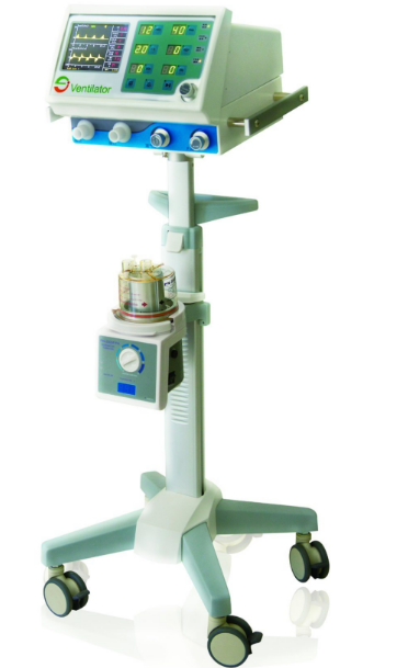Hospital Ventilator Lh8500 for Operation and Rehabilitation