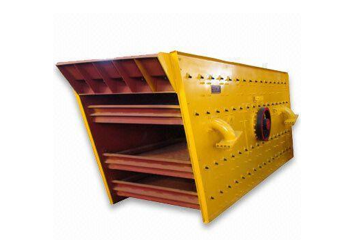 13 Years OEM Experience Sand Stone Coal Vibrating Screen