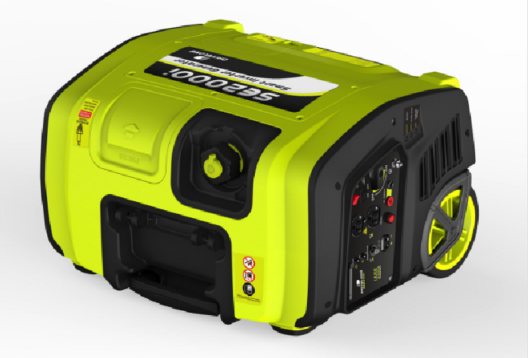 The Most Portable Inverter Generator (SE2000I)