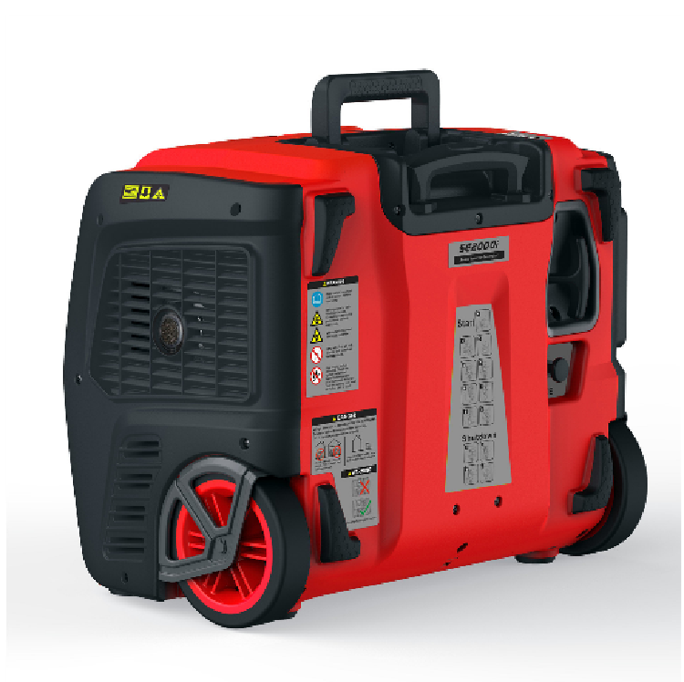 2kw Portable Inverter Gasoline Generator - buying leads
