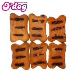 BBQ Flavor Chicken Bone Dog Treats Wholesale