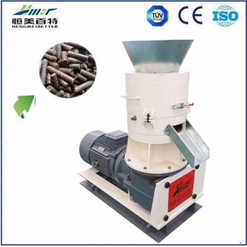 Flat Die Pellet Making Machine Pellet Mill