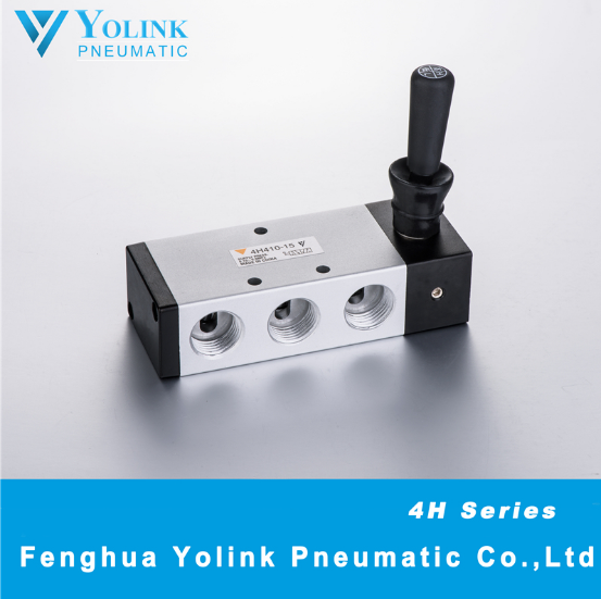 4H410 Manual Control Direct Acting Hand Valve