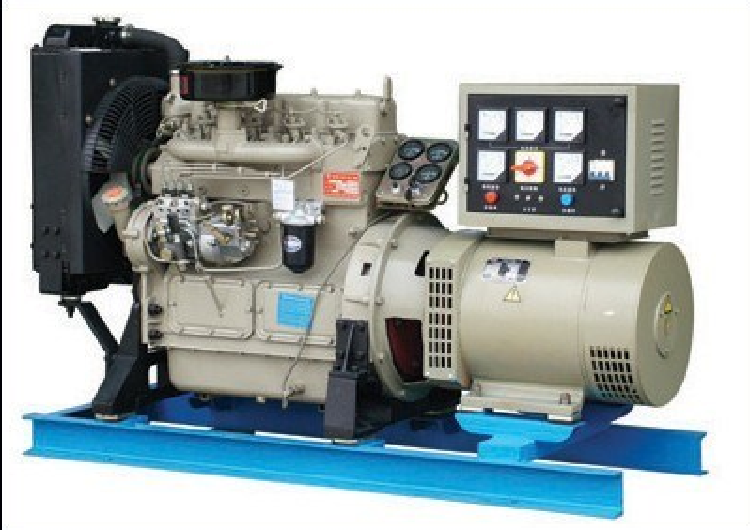 Twdg2000f 20kw Diesel Generator for Land Use