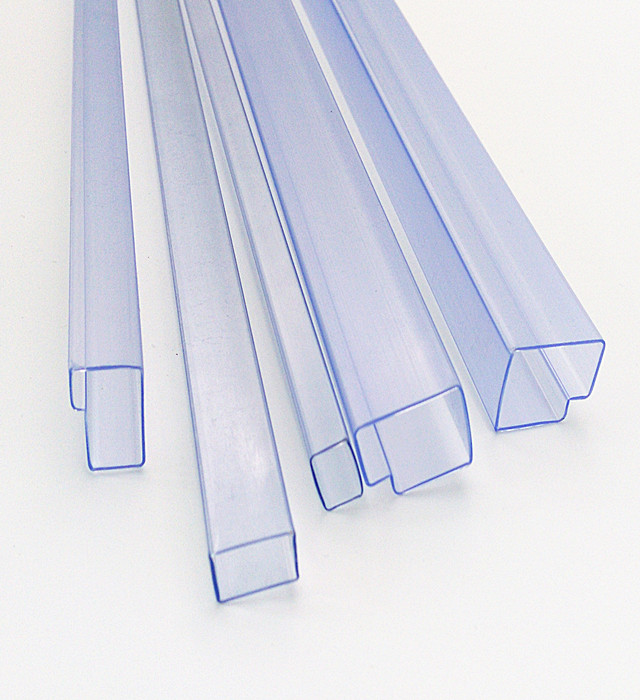 Anti-static IC tubes for shipping and handling
