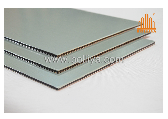 Zinc Cladding Preweathered Zinc Composite Panel