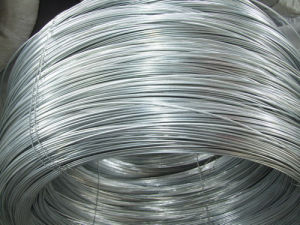 Q195 Buliding Material Galvanized Iron Wire (low carbon wire rod)
