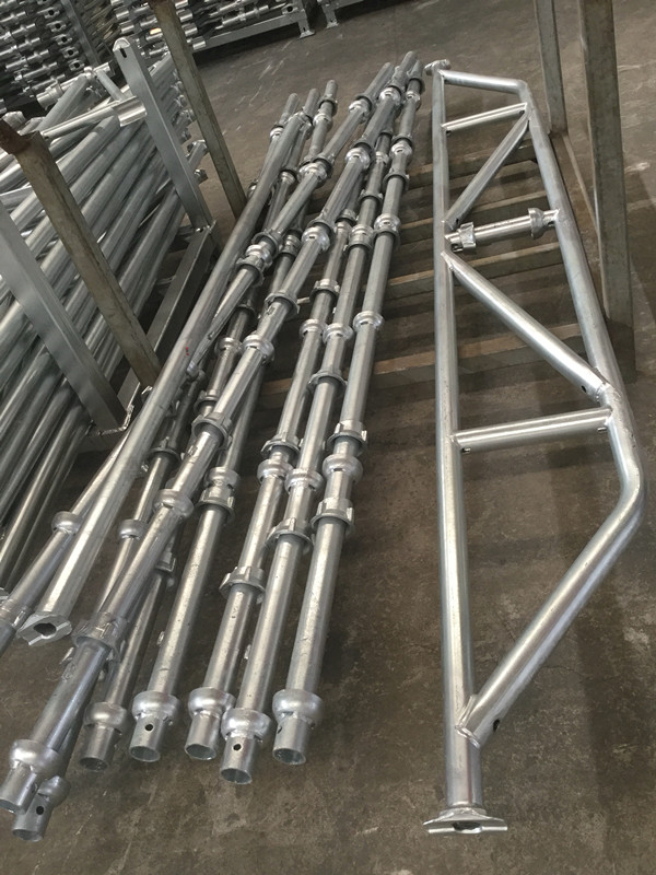 China manufacturer Cuplcok scaffolding