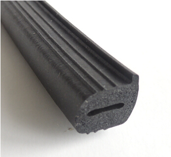 SGS Approved Fire Protection Rubber Seal Strip
