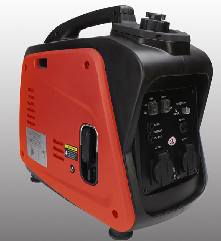 Pure Sine Wave Output Petrol Power Generator