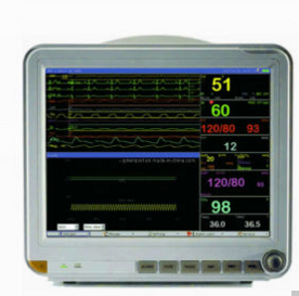 15 Inch Multi-Parameter Patient Monitor with CE (Z15)