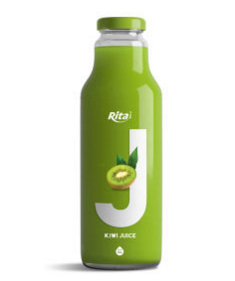 280ml Glass Bottle Kiwi Juice