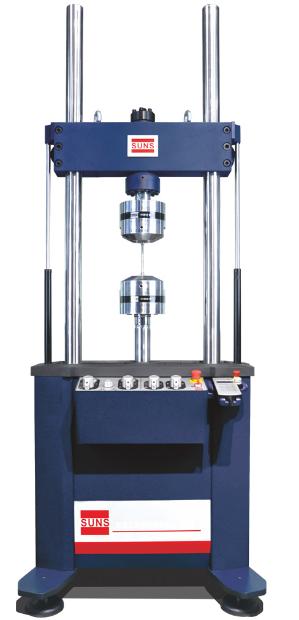 Servo-Hydraulic Dynamic Fatigue Testing Machine