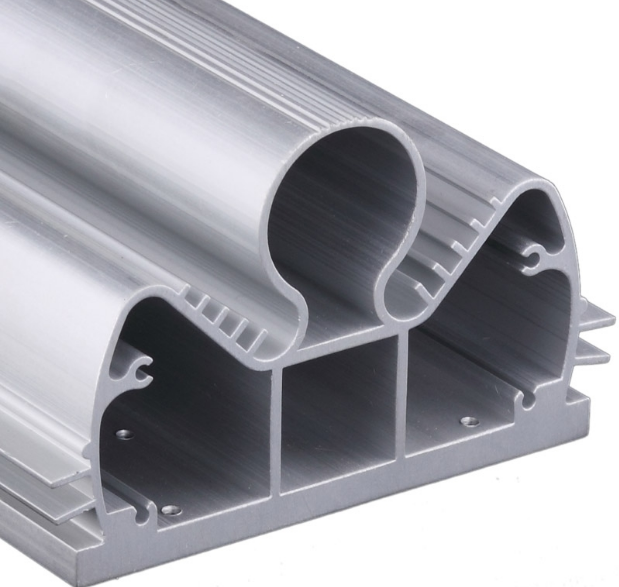 Customized Aluminium/Aluminum Profile Extrusion with CNC Machining & Surface Treatment