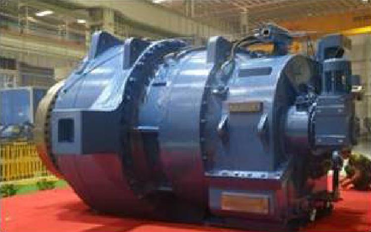 Speed-up Gearbox for Wind Turbine Generator