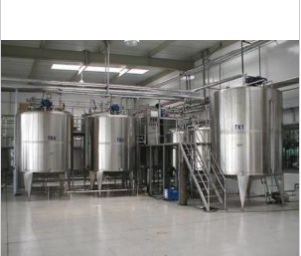 Complete Pure Water Processing Line