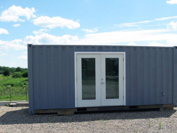 Modern Low Cost Prefabricated Container House/Container Home/ Camp